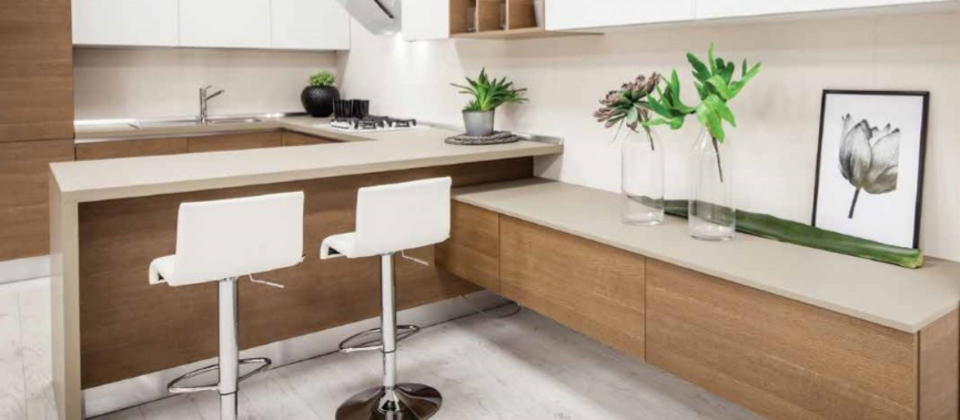 Top cucina: come sfruttare lo spazio al meglio - SecondLifeKitchen