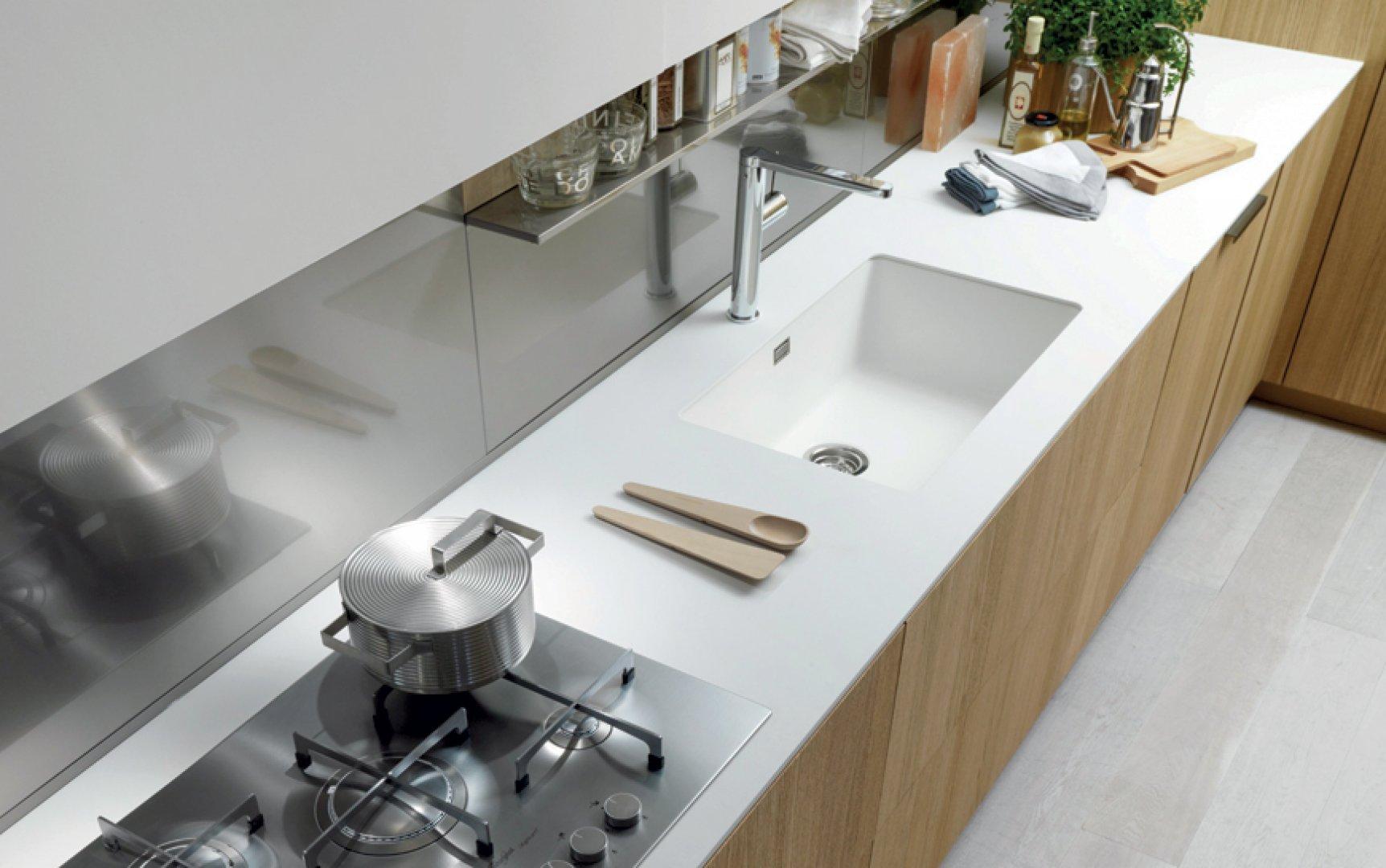 Top cucina come sfruttare lo spazio al meglio - Colori top cucina ...